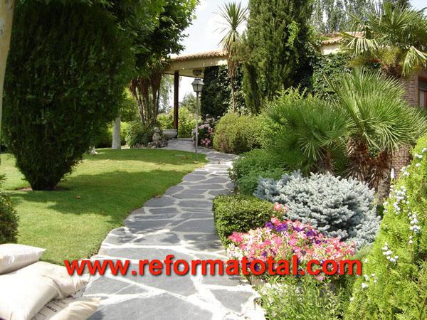 02 fotos mantenimiento exteriores decoraciones reformas for Ideas de paisajismo