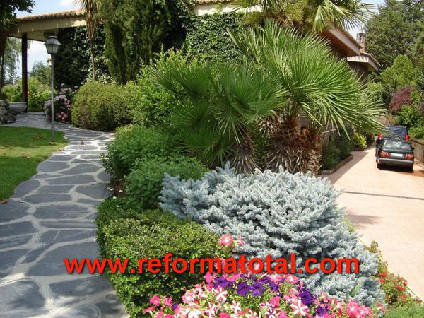 002 003 fotos de decoracion jardineria im genes de for Adornos de jardineria