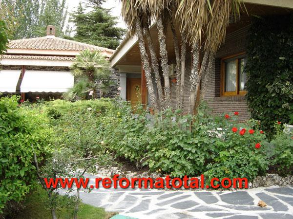 02 02 imagenes jardineria y piscinas reformas integrales en madrid reformas y decoraciones - Reformas hogar madrid ...