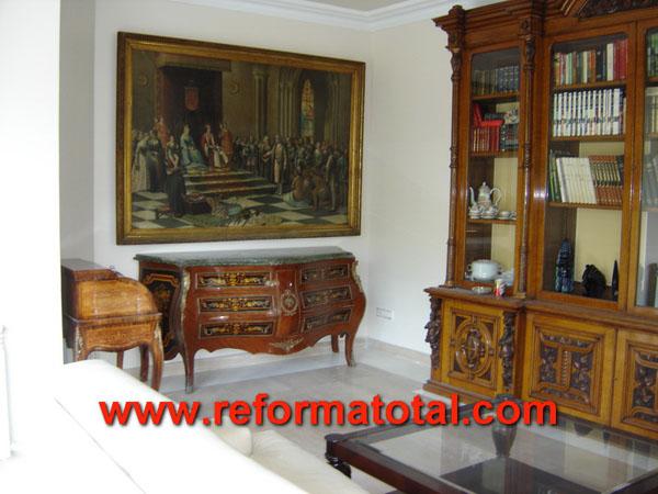 02 06 imagenes jardines y casas reformas integrales en madrid reformas y decoraciones integrales - Muebles rey alcorcon ...