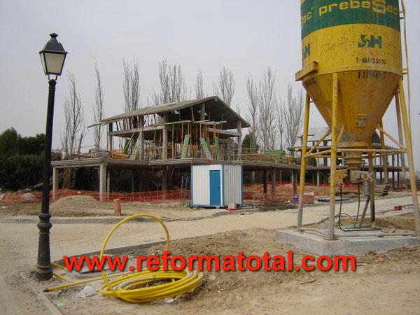 03 fotos de estructuras de hormigon armado reforma total for Empresas de pavimentos de hormigon