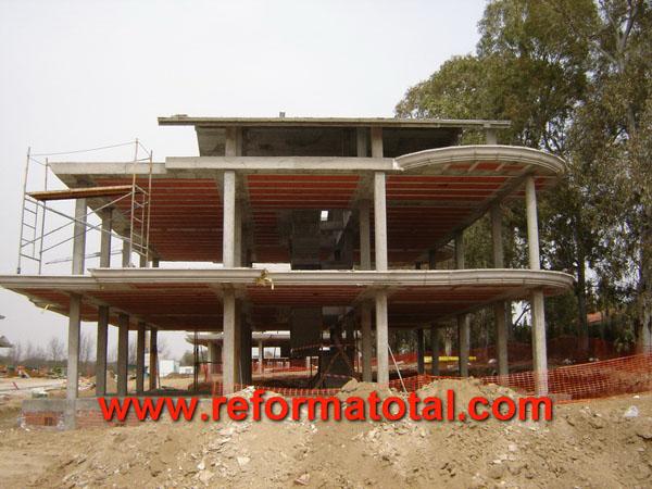 03 fotos estructuras de hormigon reformas integrales en - Tipos de estructura metalica ...