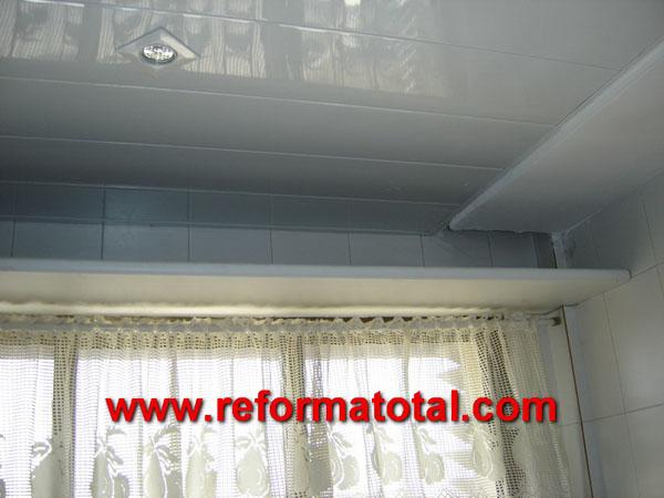 004 042 fotos de techo falso aluminio im genes de techo - Falso techo aluminio ...