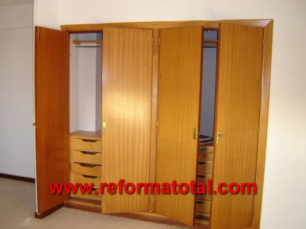 04 22 imagenes armarios empotrados carpinteria de madera empresa de carpinteria de madera - Armarios de obra ...