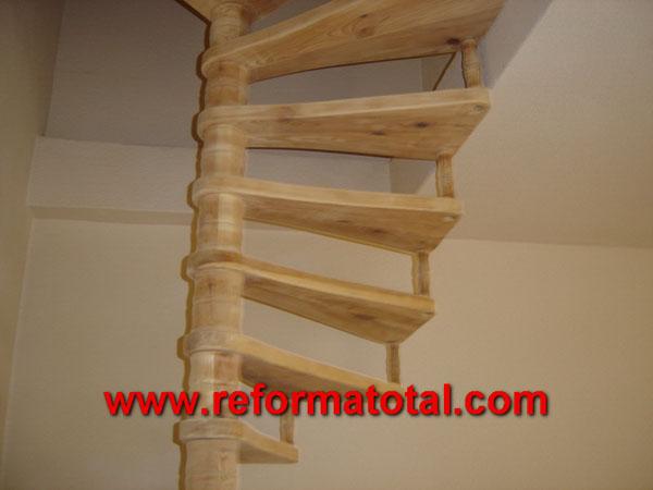 04 48 imagenes escalera caracol interior decoraciones - Escaleras de interior de obra ...