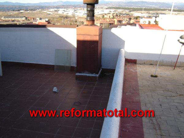 004 198 fotos de reforma terraza atico im genes de - Reformar terraza atico ...