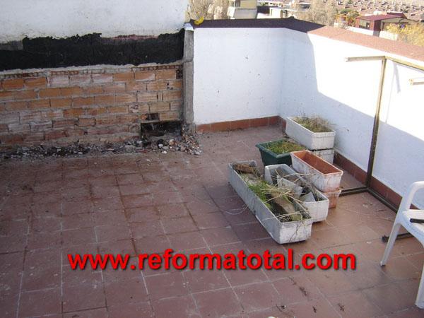 004 201 fotos de rehabilitacion atico im genes de - Azulejos de terraza ...