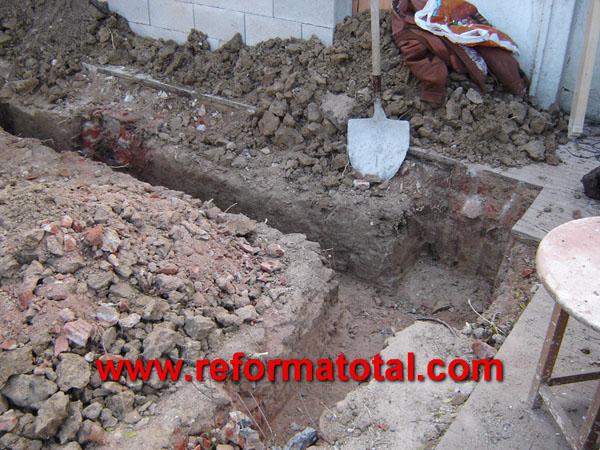 05 14 fotos obra nueva casa reforma total en madrid - Obras y reformas madrid ...