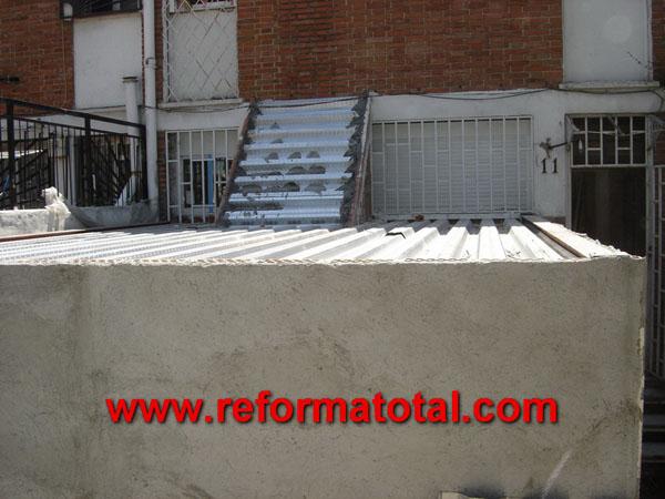 05 19 imagenes reformas cerrajeria chalet reforma total - Obras y reformas madrid ...