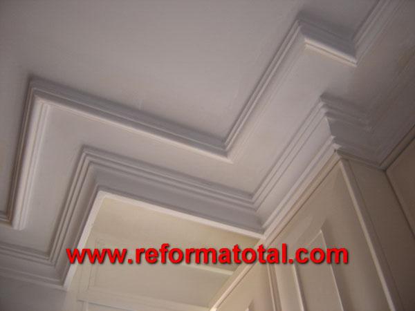 05 35 imagenes decoraciones de casas reforma total en - Decoraciones para techos ...