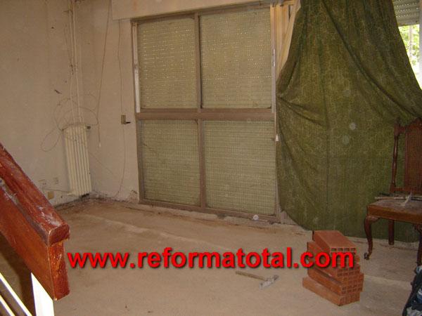 05 40 fotos revestimientos suelos reforma total en - Obras y reformas madrid ...