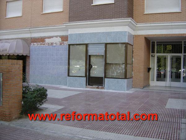 06 09 imagenes instalaciones escaparates reformas - Reformas integrales mostoles ...