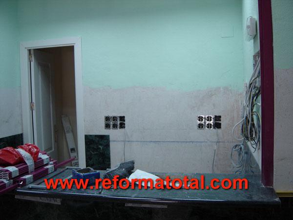 08 08 fotos instalacion carpinteria aluminio fotos de - Obras y reformas madrid ...