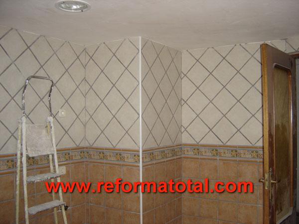 Reformas integrales en madrid reformas y decoraciones Azulejos rusticos para interiores