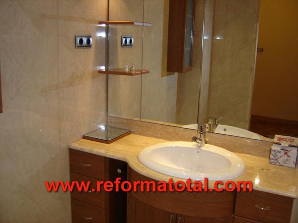 11 09 fotos obras piso reformas integrales en madrid reformas y decoraciones integrales - Precio reforma fontaneria piso ...