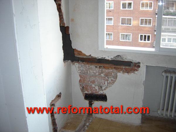 11 11 fotos alba ileria piso reforma total en madrid for Reforma total de un piso