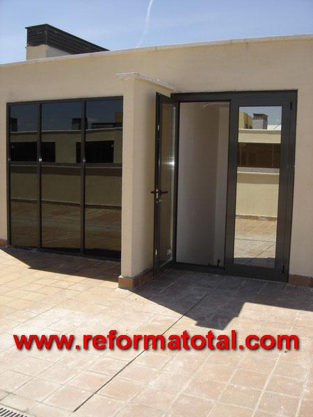 Carpinteria de aluminio empresa de carpinteria aluminio diciembre 2011 - Puertas de chalet ...