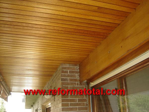 014 056 fotos de techos madera im genes de techos - Fotos techos de madera ...