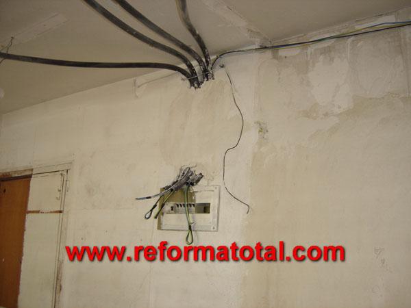 Fotos hacer instalacion electrica + Imágenes hacer instalacion ...