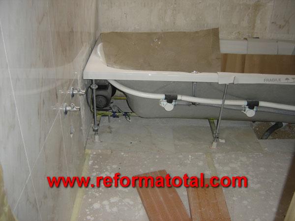 Fotos De Baños Con Tina Hidromasaje:014-112_Fotos de instalar bañera hidromasaje :: Imágenes de instalar
