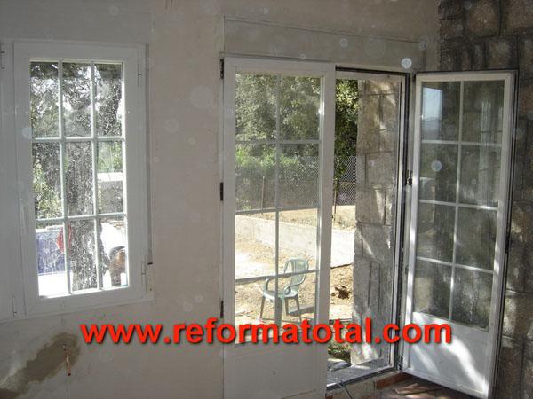 42 01 cerramientos aluminio carpinteria de aluminio for Puertas y ventanas de aluminio blanco precios