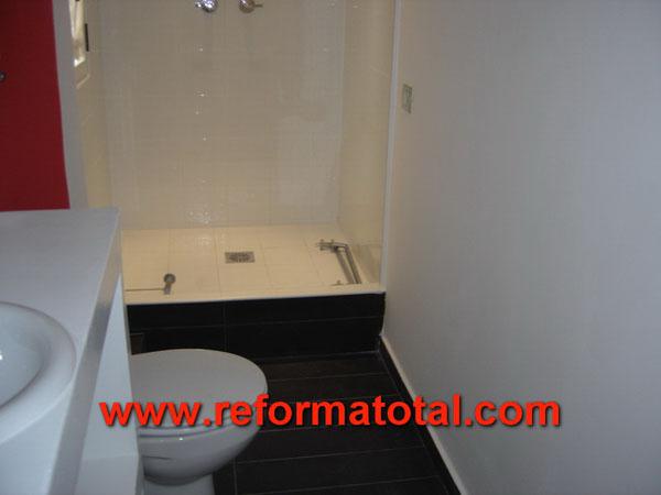 Reformas ba os en madrid diciembre 2010 - Ver cuartos de bano con plato de ducha ...