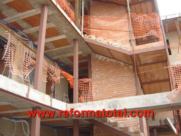 22 fotos vigas construcciones fotos de reformas y - Empresa construccion madrid ...