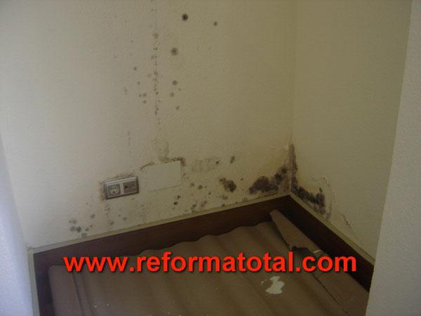 Quitar humedad pared humedades por condensacin u causas y - Quitar humedad pared ...