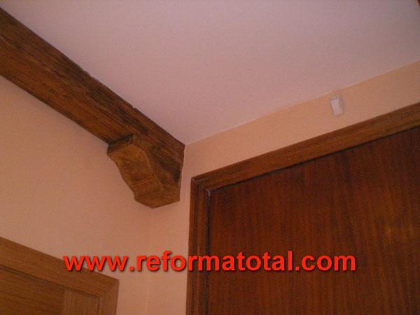 30 10 imagenes techos vigas carpinteria de madera - Carpinterias de madera en madrid ...