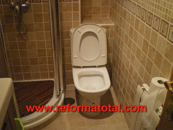 Reformas ba os en madrid febrero 2011 - Banos platos de ducha ...
