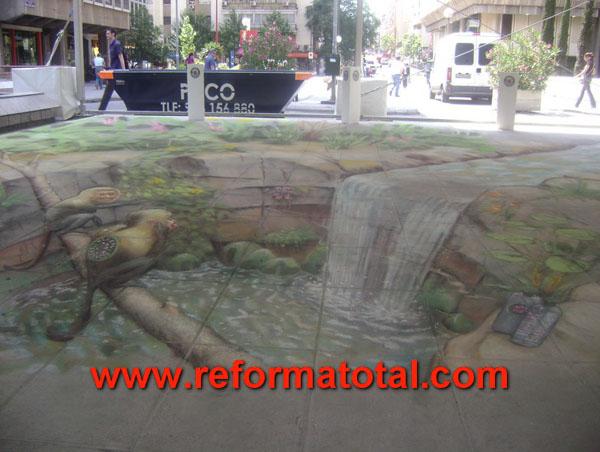 32 04 imagenes suelos decorativos fotos de reformas y - Obras y reformas madrid ...