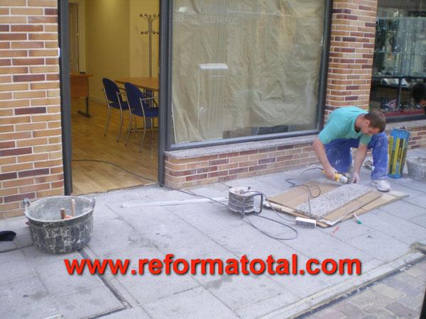 Obra reforma total en madrid empresa de reformas y - Empresa construccion madrid ...