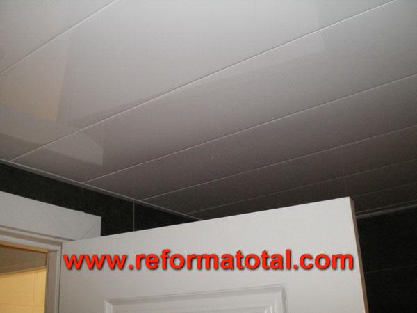 035 001 fotos de techo aluminio para ba o im genes de for Techos desmontables para banos