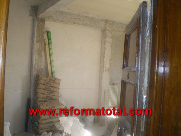 Aguaplast yeso materiales de agarre for Reforma total de un piso
