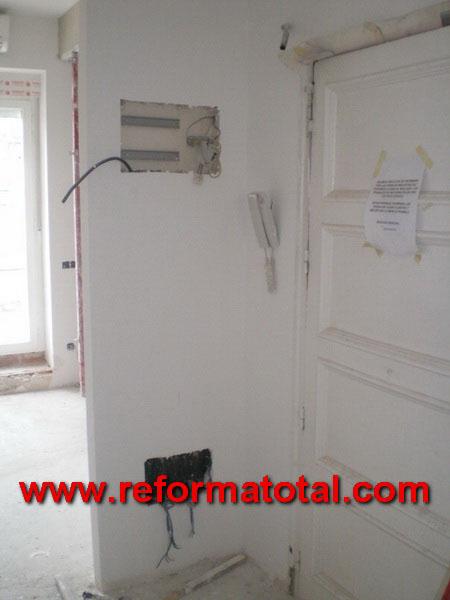Cuadros el ctricos electricistas madrid - Reforma integral piso madrid ...