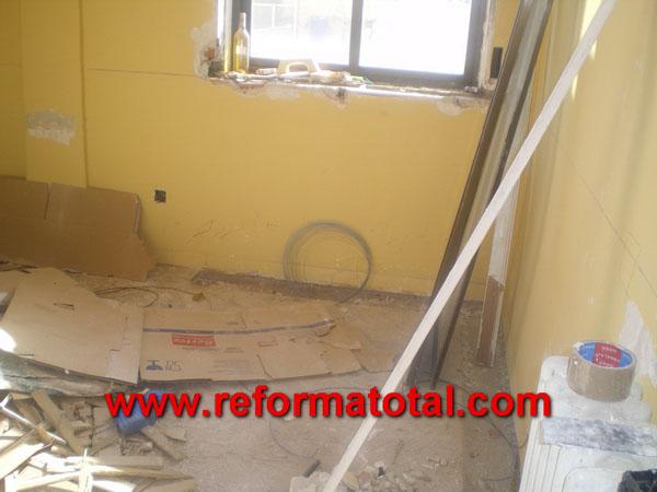 040 02 fotos reforma de piso reforma total en madrid for Reforma total de un piso