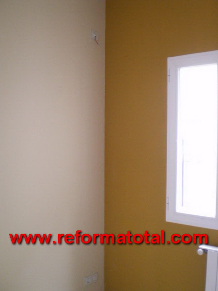 040 012 fotos pintura paredes fotos de reformas y for Pisos y decoraciones