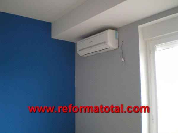 040 014 fotos pintura interiores reformas integrales en for Pintura de interiores precios