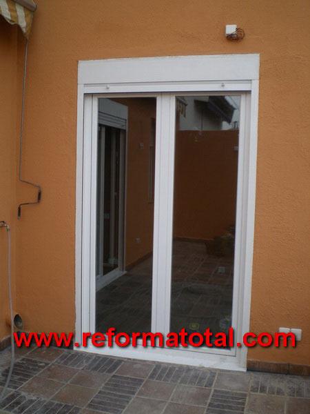 040 020 fotos cerramientos terrazas reformas integrales - Puertas para cerramientos ...