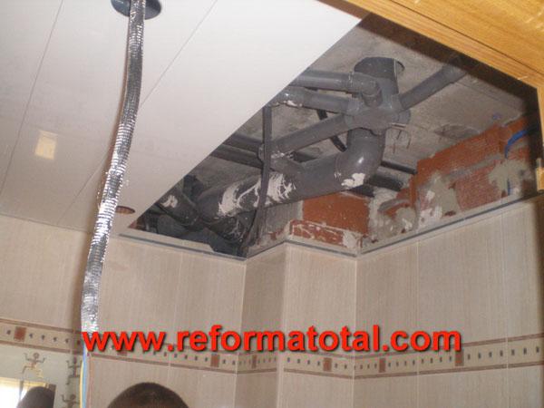 041 02 imagenes techos de aluminio techos de aluminio - Falsos techos pvc ...