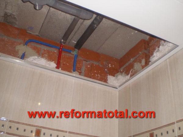 Extractores de ba o para falso techo - Colocar extractor bano ...