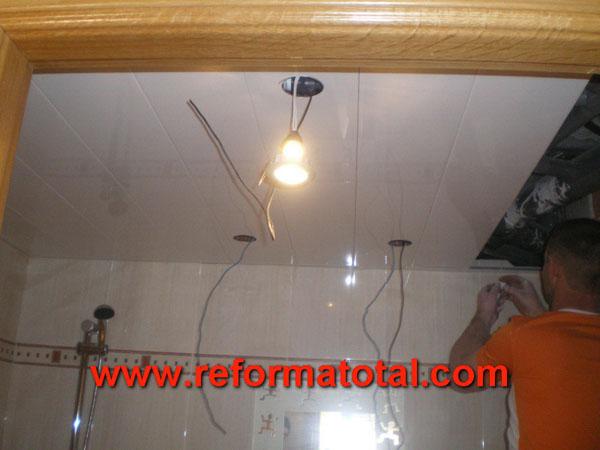 041 016 fotos de techo falso aluminio im genes de techo - Falso techo aluminio ...