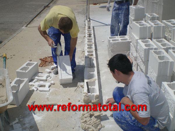 Construccion nave industrial reforma total en madrid - Empresa construccion madrid ...