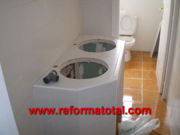 044 012 imagenes encimeras ba o reformas ba os en madrid for Encimeras de marmol para banos precios