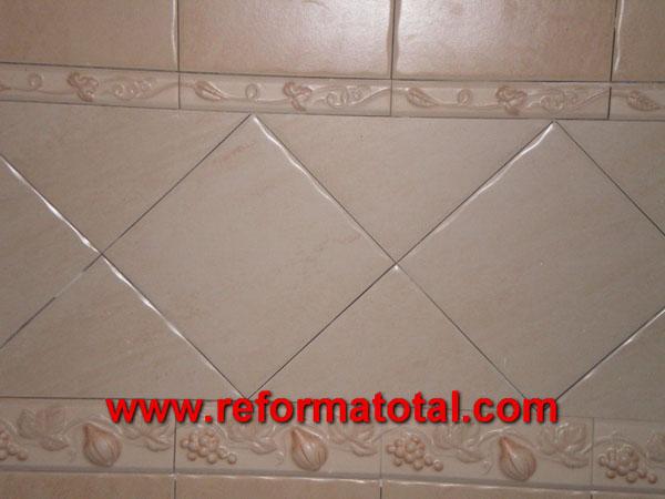 045 06 fotos muebles para cocina reformas integrales en for Modelos ceramica para pisos cocina