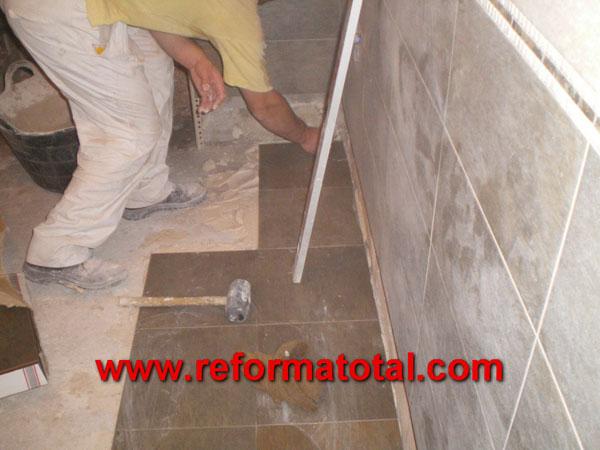 045 08 fotos suelos de gres reforma total en madrid - Trabajo albanil madrid ...