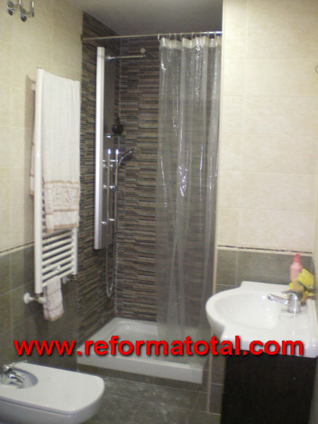Baños Con Ducha Reformados:045-11-Imagenes Reforma de Baño