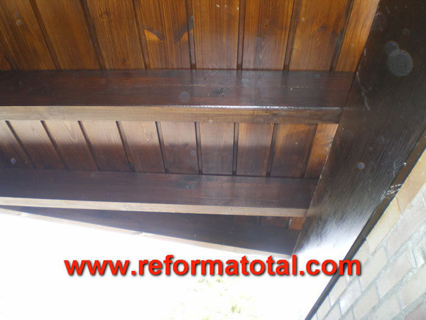 046 086 fotos de techos en madera im genes de techos en for Imagenes de techos rusticos
