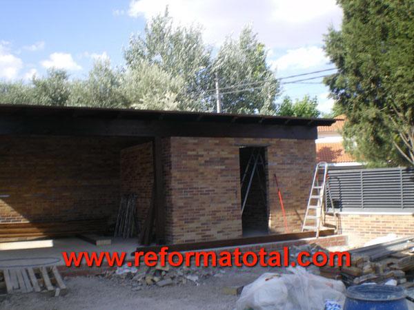 046 10 imagenes porches chalets fotos de reformas y - Precio construir chalet ...