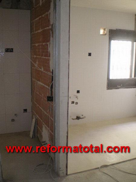 047 03 fotos tabique construccion reforma total en for Reforma total de un piso